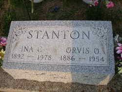 Ina G <I>Leazenby</I> Hoover-Stanton