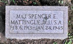 Spencer E Mattingly, Jr