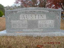 Mary Clementine <I>Nall</I> Austin