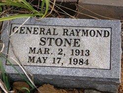 General Raymond Stone