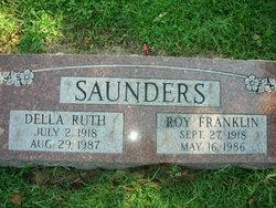 Della Ruth <I>Finck</I> Saunders