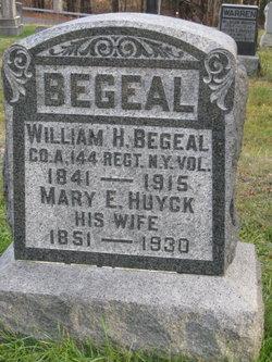 Mary Emily <I>Huyck</I> Begeal
