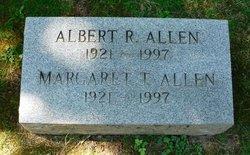 Margaret <I>Turner</I> Allen