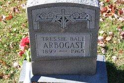 Tressie <I>Ball</I> Arbogast