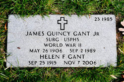 James Quincy Gant, Jr