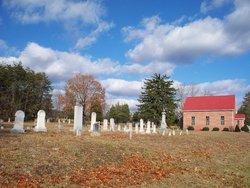 Ganotown United Methodist Church Cemetery