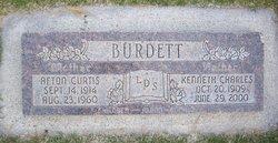 Kenneth Charles Burdett