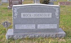 Dorothy Elizabeth <I>Johncour</I> Mock