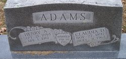Henry Arthur Adams