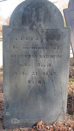 Lucretia Varnum