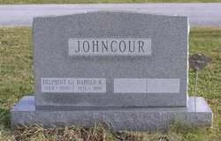Harold Raymond Johncour