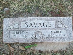 Albert M. Savage