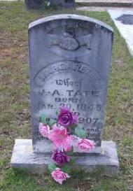 Margaret Ellen <I>Bailey</I> Tate