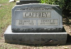 Ernest Jones Caffrey