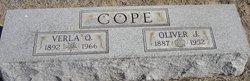Verla B. <I>Quertermous</I> Cope