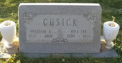William Alonzo Cusick