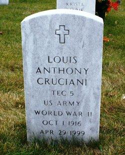 Louis Anthony Cruciani
