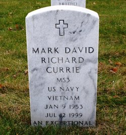 Mark-David Richard Currie