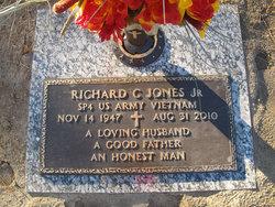 Richard Charles Jones, Jr