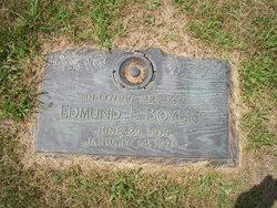 Edmund Ernest Boyert