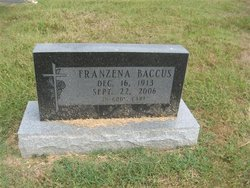 Lela Franzena <I>Basham</I> Baccus