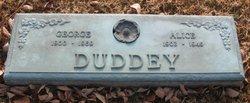 George C. Duddey