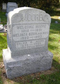 Melinda <I>Bush</I> Moore