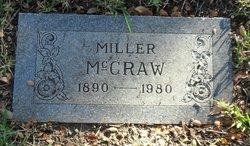 Miller McCraw