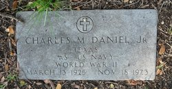 Charles M Daniel, Jr