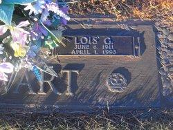 Lois Marcelle <I>Grant</I> Stewart