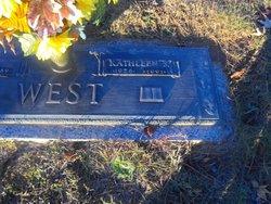 Kathleen Vesta <I>Stewart</I> West