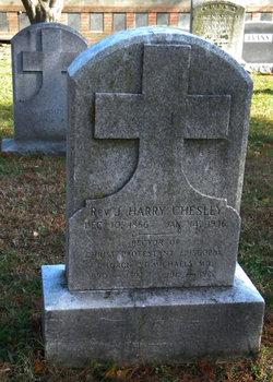 Rev John Harry Chesley
