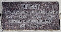 Barbara Ann Tiffany