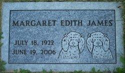Margaret Edith <I>Shupe</I> James