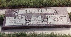 Zola <I>Otteson</I> Tuttle