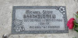 Michael Scott Bartholomew