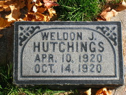 Weldon J Hutchings