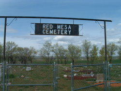 Red Mesa Cemetery