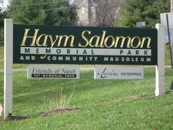 Haym Salomon Memorial Park