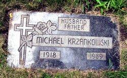 """Michael """"Mike"""" Krzankowski"""
