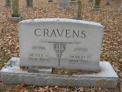 Hester Virginia <I>Luter</I> Cravens