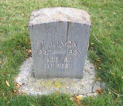 T. J. Lyon