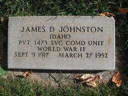 James Delwin Johnston