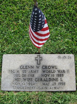 Glenn William Crowl