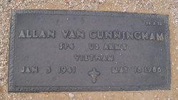 Allan V Cunningham