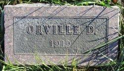Orville D. Billings