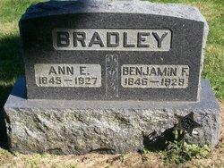 Anna Elizabeth <I>Adamson</I> Bradley