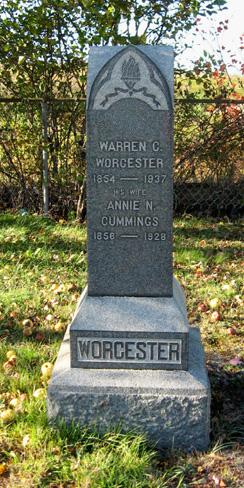 Warren Cleveland Worcester