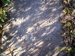 "Charles H. ""Charlie"" Thompson"