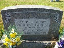 Bessie M <I>Ewing</I> Barton